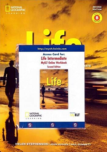 Life - BrE - 2nd ed - Intermediate: Combo Split B + MyLifeOnline (Online Workbook) + LETT