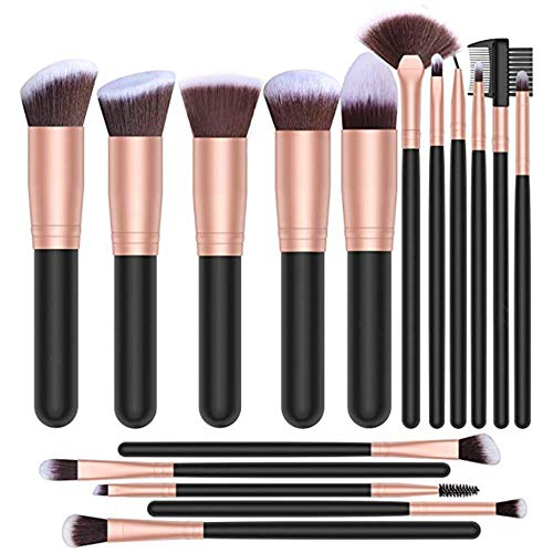 Make-up Brush Set Poeder Stichting, Honing Poeder, Eye Shadow Brush, Mooie Makeup.
