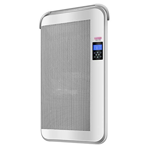 Fantastic Prices! HOHO Intelligent frequency conversion LED Convection Panel Heater, Portable Full R...