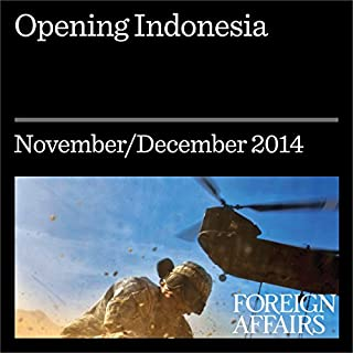 Opening Indonesia cover art