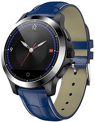 Moda W8 Sports Smart Watch Ip67 impermeable con ECG+PPG Monitor de frecuencia cardíaca Fitness Tracker reloj de pulsera para Android 4 4 Ios8 0 Soporte para Bluetooth 4 0 Uso diario/C-C