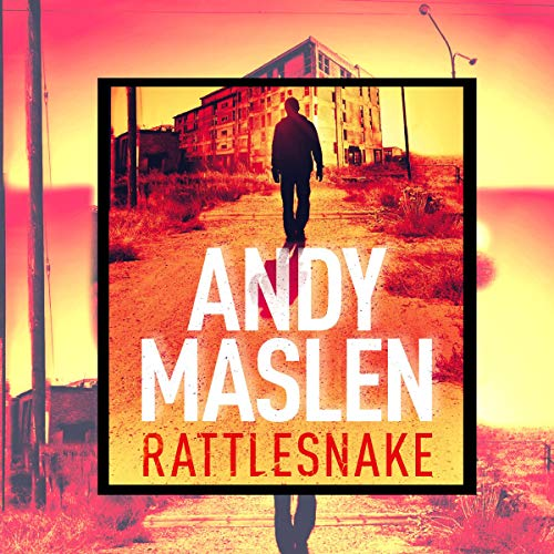 Rattlesnake audiobook cover art
