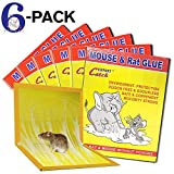 Mouse Traps, Mouse Rat Mice Glue Traps, New Version...