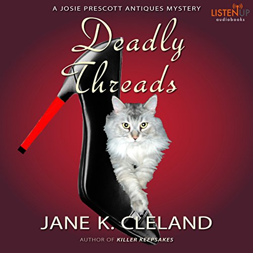 Deadly Threads cover art