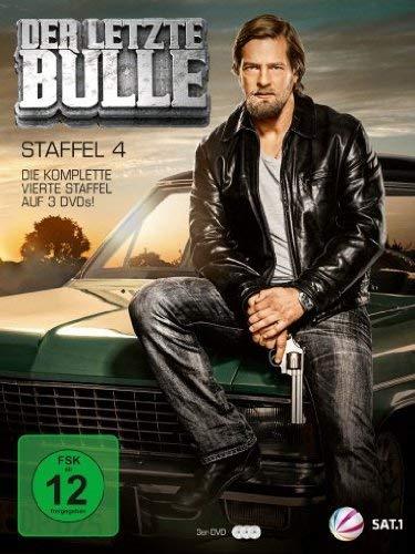 Der letzte Bulle - Staffel 4 (3 DVDs)