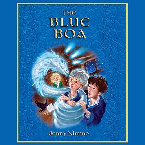 The Blue Boa cover art