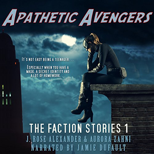 Apathetic Avengers cover art
