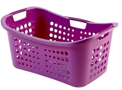 CURVER Wäschekorb, violett