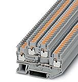 Phoenix pttb 2,5-dio/u-o Grigio–electrical Terminal Block (5,2mm, 68mm, 47,5mm, 500V)