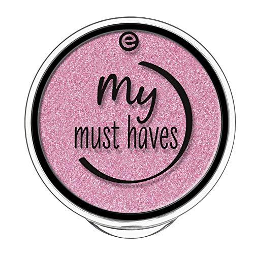 essence - Lidschatten - my must haves eyeshadow 06 - raspberry frosting
