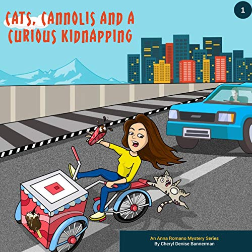 Cats, Cannolis and a Curious Kidnapping  By  cover art
