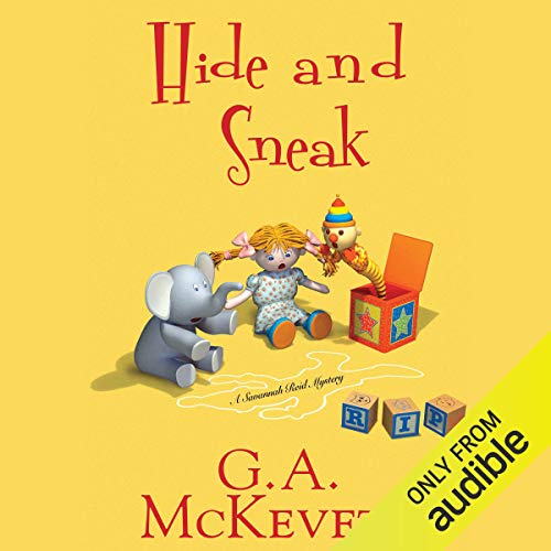 Hide and Sneak audiobook cover art