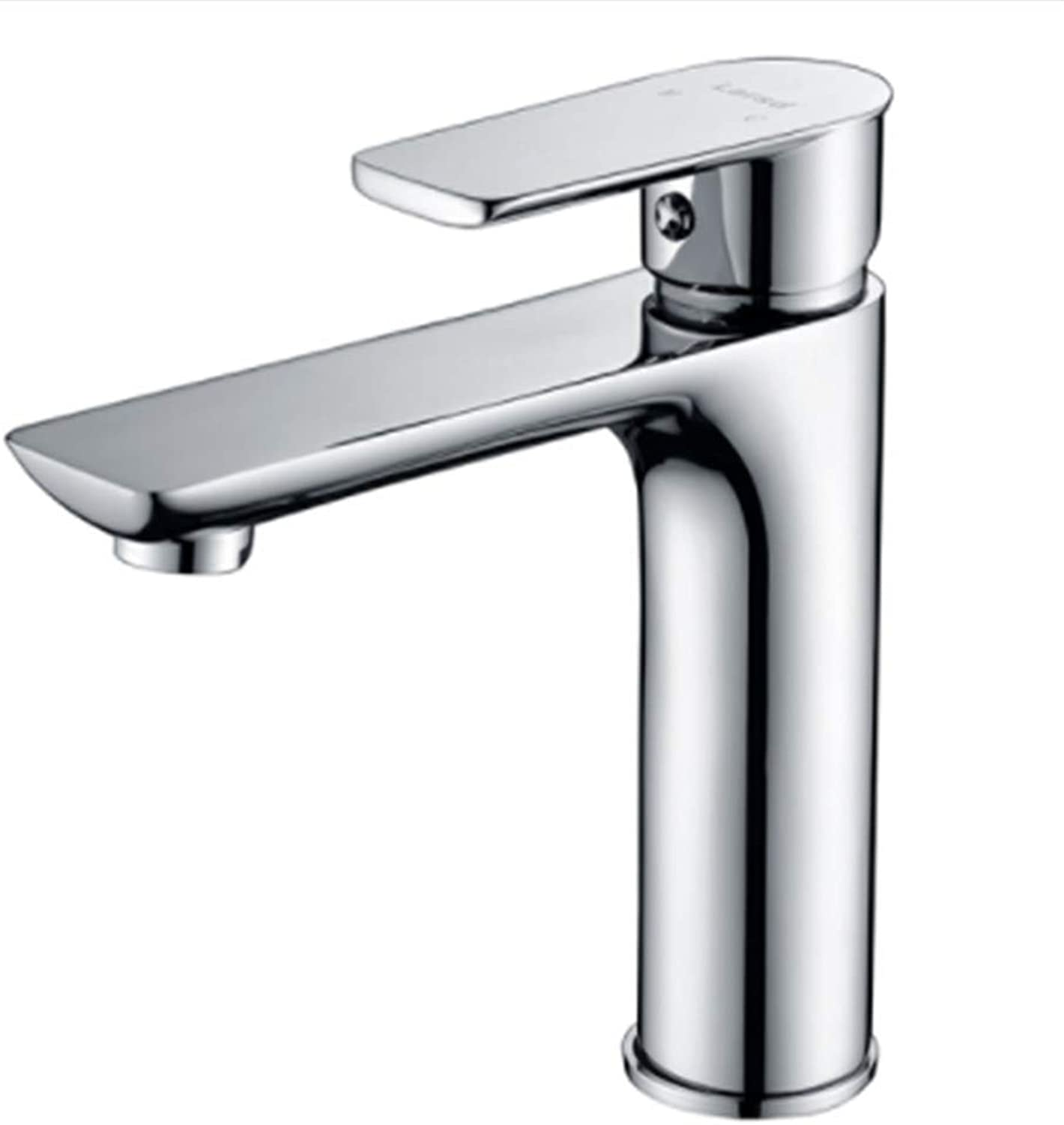 Kitchen Faucet Tapstainless Steelkitchen Faucet Prowashbasin Faucet, All Copper Faucet, Hot and Cold Basin, Bathroom Washbasin Faucet.