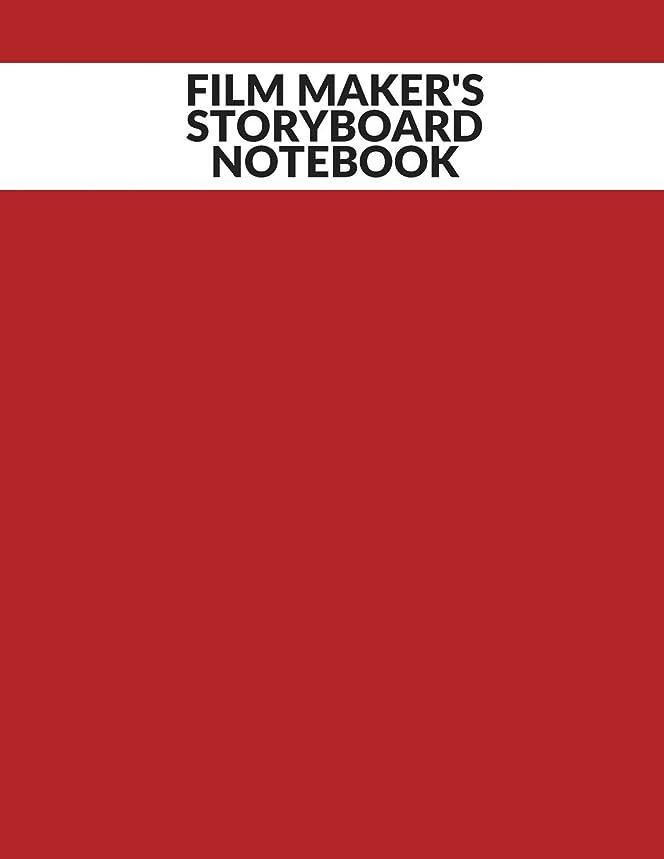 気楽な現れる忘れるFilm maker's Storyboard NoteBook: Film Notebook| Clapperboard and Frame Sketchbook Template| Panel Pages for Storytelling| Story Drawing & 4 Frames Per Page  Layouts For Professional, Film Makers, Video Makers, Animators & Advertisers. Paperback