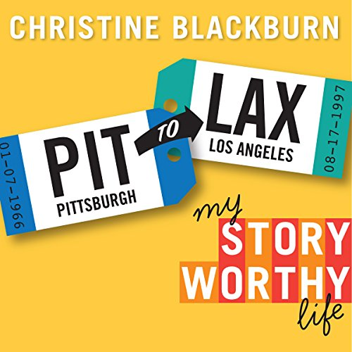 PIT to LAX audiobook cover art