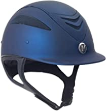 One K Defender Helmet Medium Long Oval Navy Matte