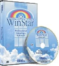 Win*Star +Plus Professional Astrology Software V2 - Astrological Chart Calculation Program, Winstar 2.05