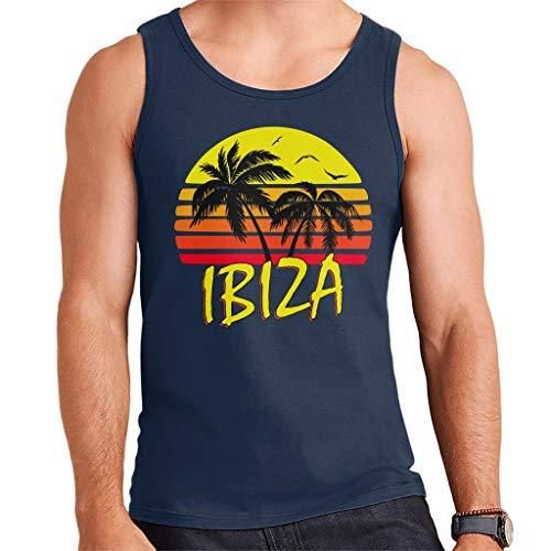 Ibiza Vintage Zon Heren Vest