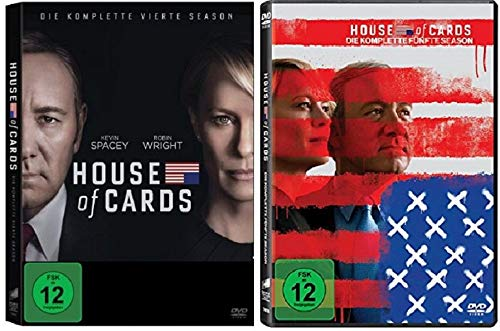 House of Cards - Staffel 4+5