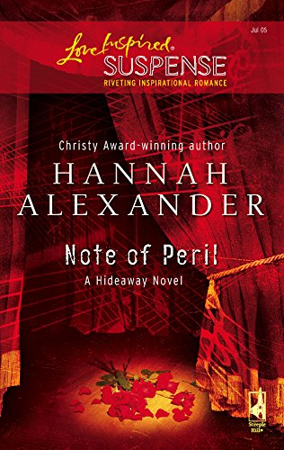 Download Note Of Peril (Love Inspired Suspense) 0373442173