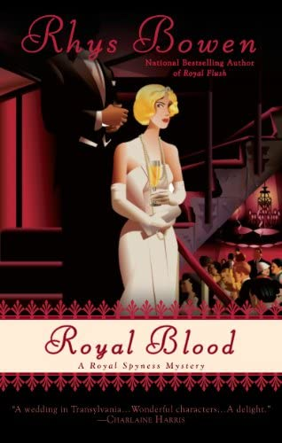 Royal Blood The Royal Spyness Series Book 4 product image