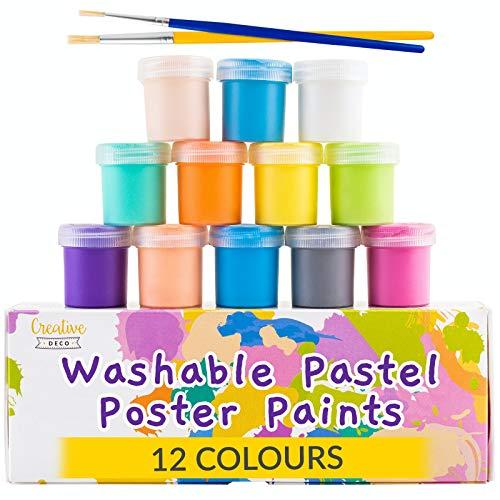 Pinturas Para Niños Lavables Marca Creative DECO