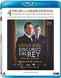 El Discurso del Rey (BD) [Blu-ray]