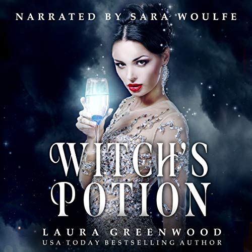 Witch's Potion audiobook cover art