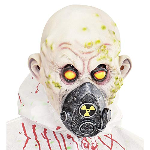 WIDMANN - Máscara para Disfraz de Adulto Peligro Biológico