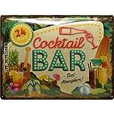 Nostalgic-Art Open Cocktail Bar – Geschenk-Idee für