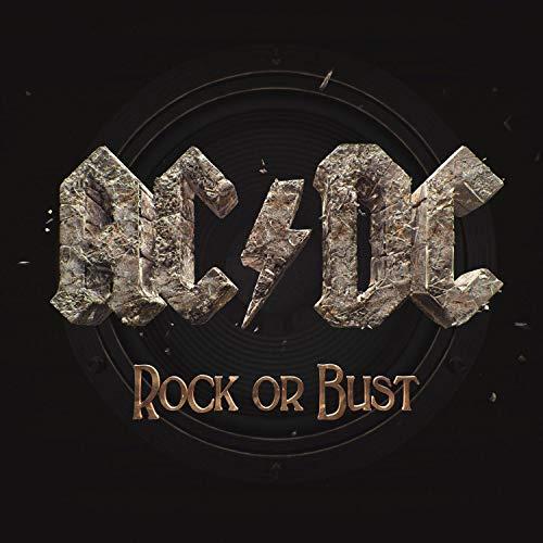 Rock Or Bust (Vinyl LP + CD) [Vinyl LP]
