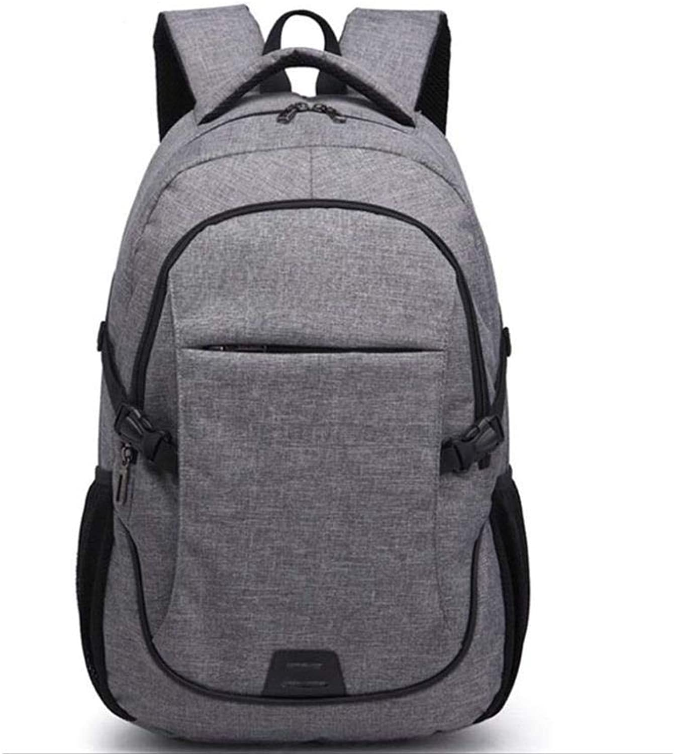Ultra Lightweight Packable Backpack Hiking Daypack,Handy Foldable Camping Outdoor Backpack (color   Grey, Size   33  16  50CM)
