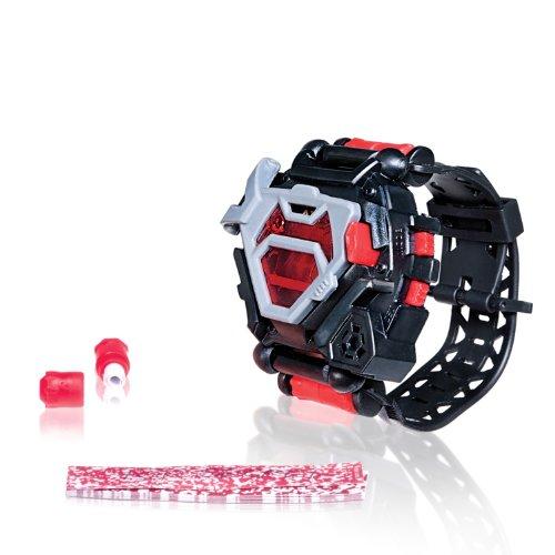Spy Gear - 6021571 - Accessoire de Déguisement - Montre Espion 8 en 1