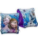 Ensemble Bouées Disney, Brassard pour Enfant (3 ans et +) Motif La Reine des Neiges, Bouées Gonflables pour Nager