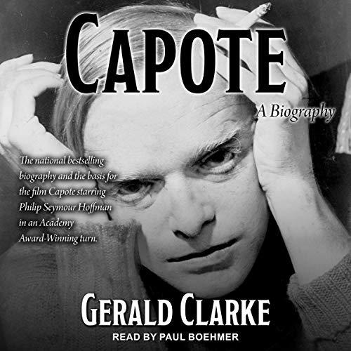 Capote cover art
