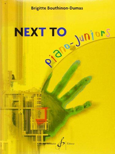 NEXT TO PIANO-JUNIORS