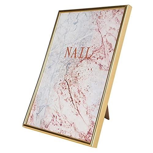 Nagelfarben-Anzeigetafel, Nail Art Showing Holder Multifunktional für Bilderrahmen für Nail Art Requisiten für Fotografie Requisiten