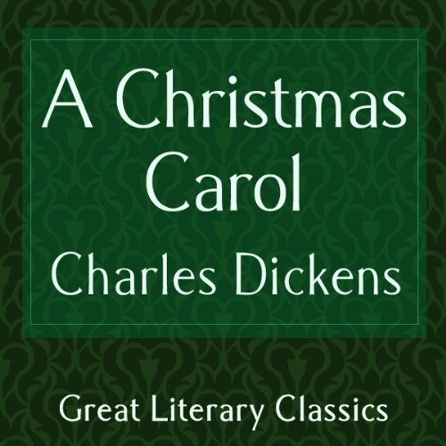 A Christmas Carol (RNIB) audiobook cover art