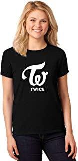 Camiseta Feminina T-Shirt Kpop Twice Baby Look ER_046