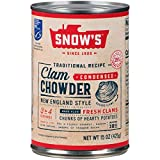 Snows Chowder Clam New England (Pack of 3)