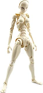 Apostasi Special Full Action Body Model, Type-3 SFBT-3 29cm Jointed Figure Body Module Collection Gifts, PVC Male/Female A...