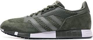 adidas Originals White Mountaineering Boston Super PK Womens Trainers/Shoes - Floral Green