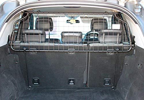 AZUGA Hundegitter für Mercedes M-Klasse ML W164 ab 2005 Kofferraumgitter Trenngitter