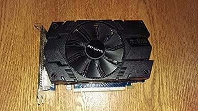 SAPPHIRE 11201-25-20G / Sapphire AMD Radeon HD 7770 GHz Edition 1GB GDDR5 DVIHDMIDisplayPort PCI-Express Video Card