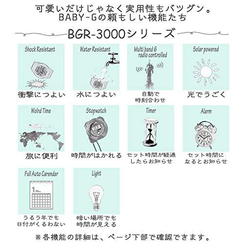 CASIO(カシオ)『BABY-G(BGR-3000CB-4JF)』