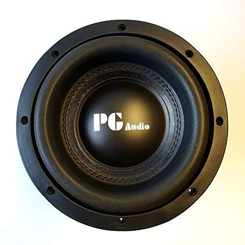 PG Audio Xtreme SPL 08 High End - Altavoz de graves (20...