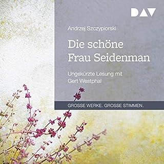 Die schöne Frau Seidenman Titelbild