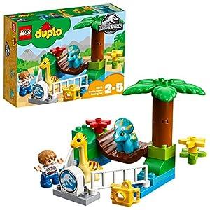 © 2018 The LEGO Group / Amazon.co.jp - レゴ デュプロ やさしい恐竜たちのふれあい動物園 10879