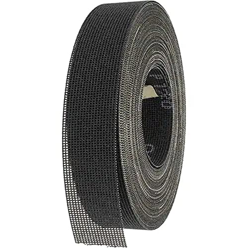 Sungold Abrasives 30512 Silicon Carbide Abrasive Mesh 120 Grit Screen Rolls, 1-1/2