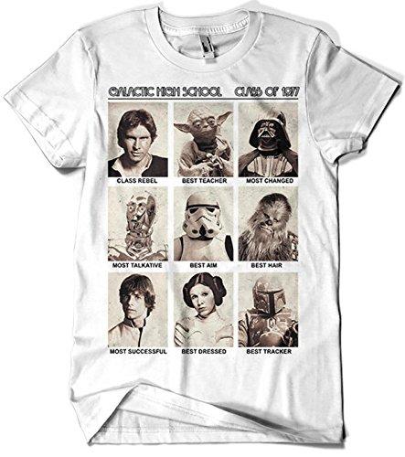 T-Shirt La Colmena Parodie 017- Galactic High School